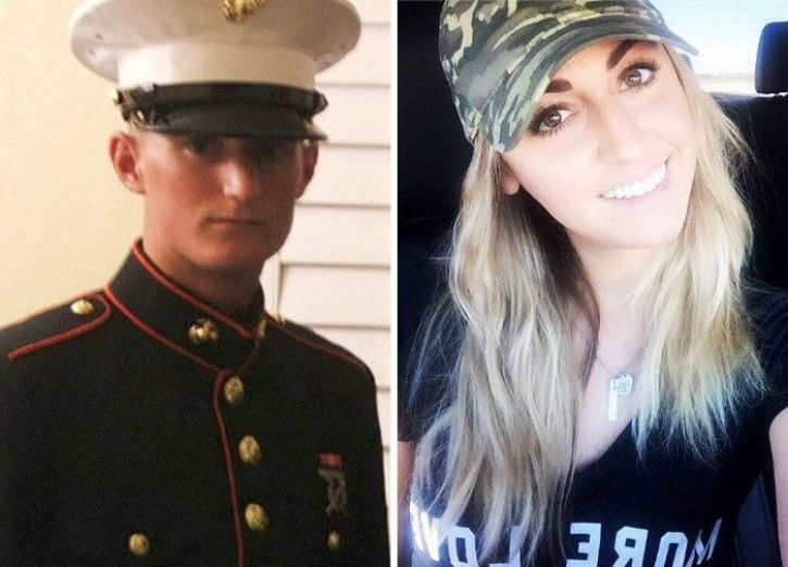 Former marine Taylor Winston and his friend Jenn Lewis transported around two dozen priority victims to the hospital. They managed to find a truck without an owner with the keys in the ignition after they managed to flee unharmed from the scene.  They decided to jump back into the scene to help the injured and cart people to safety without a second thought.