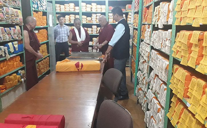 Tibetan Library