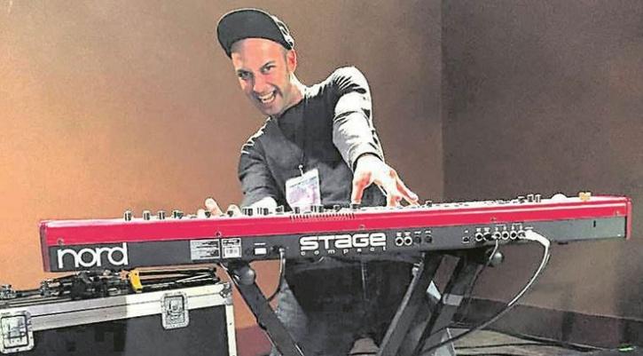 Bengaluru pianist Karan Joseph