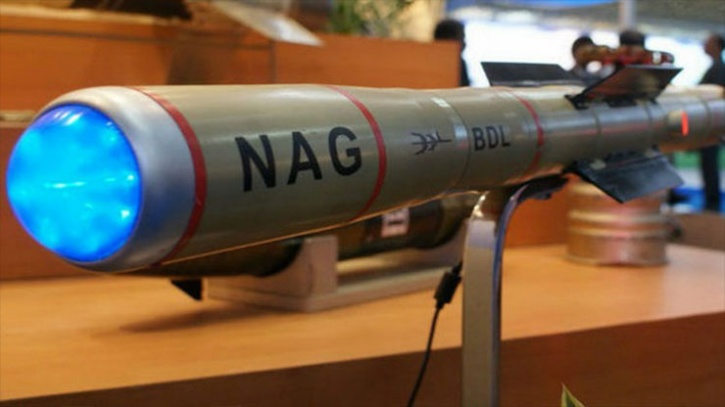 DRDO Nag Missile