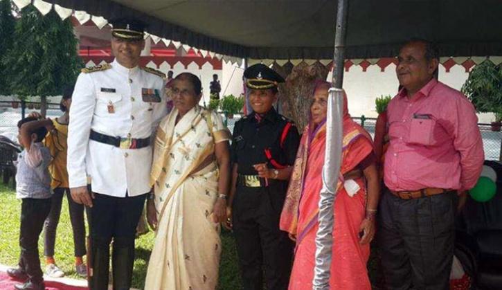 Martyrs Wives Lt Swati Mahadik
