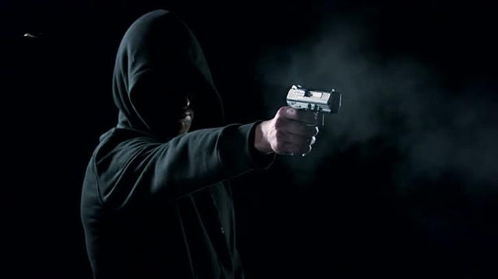 Delhi Teen Shot
