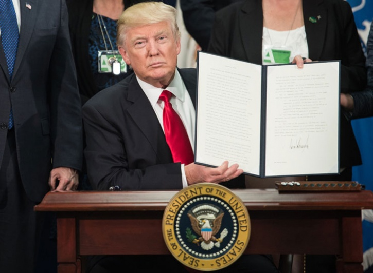 donald trump Visa Policy