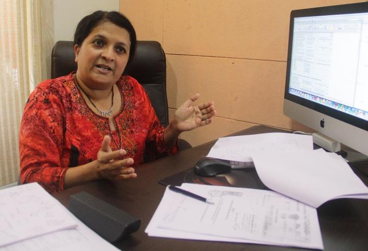 Activist Anjali Damania