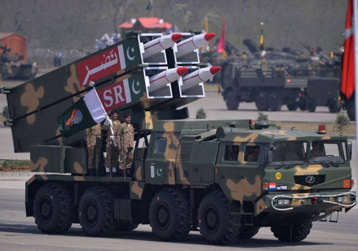 Pakistan Nukes