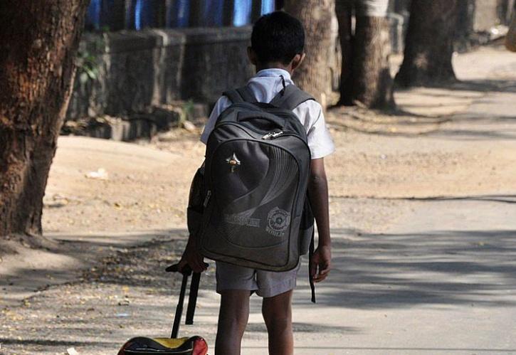 schoolboy dies