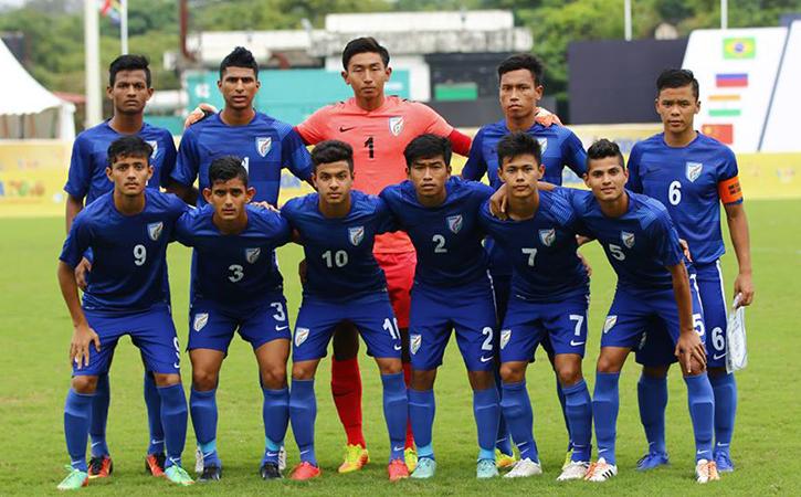 u-17 football team