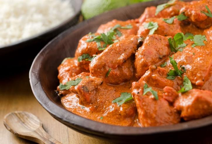 Punjabi Butter Chicken