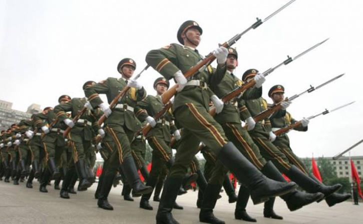 Tibet lack military