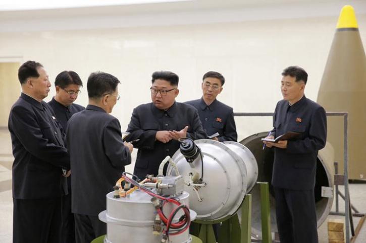 North Korea Kim Jong