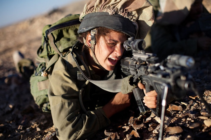 Russian Women First In World To Get Combat Roles