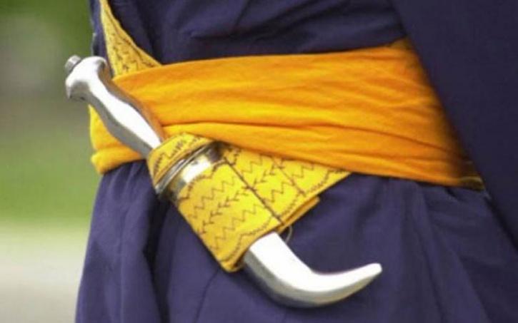 Bengaluru Ban kirpans