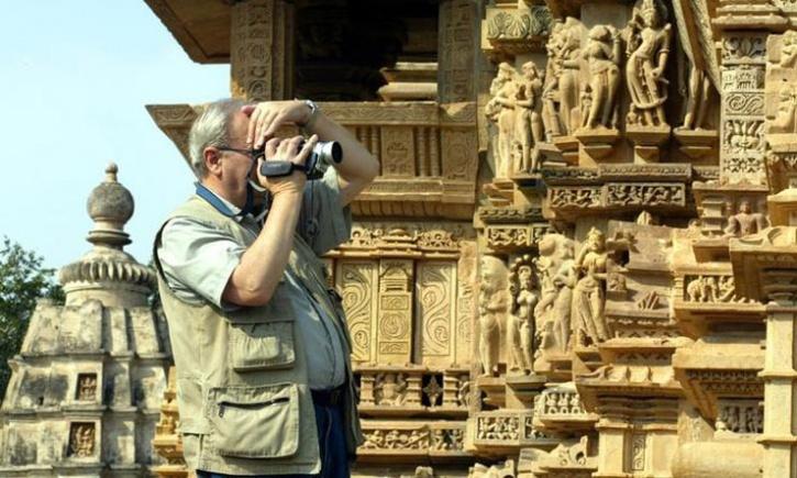 Khajuraho Tourists