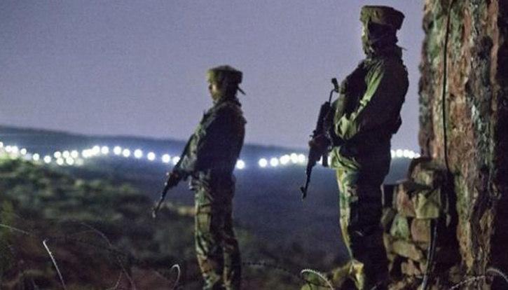 Indian Army Strike