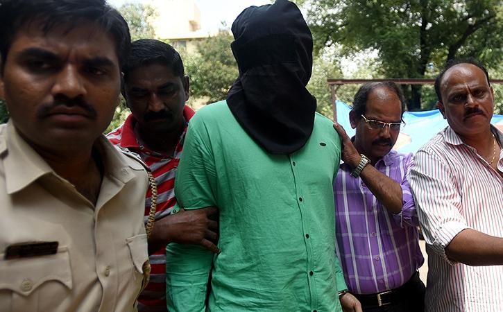Manoj Pandey arrested