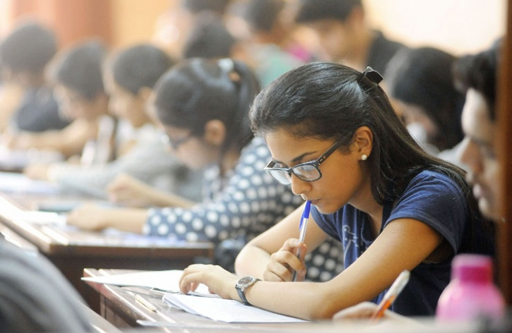 Girl Students india