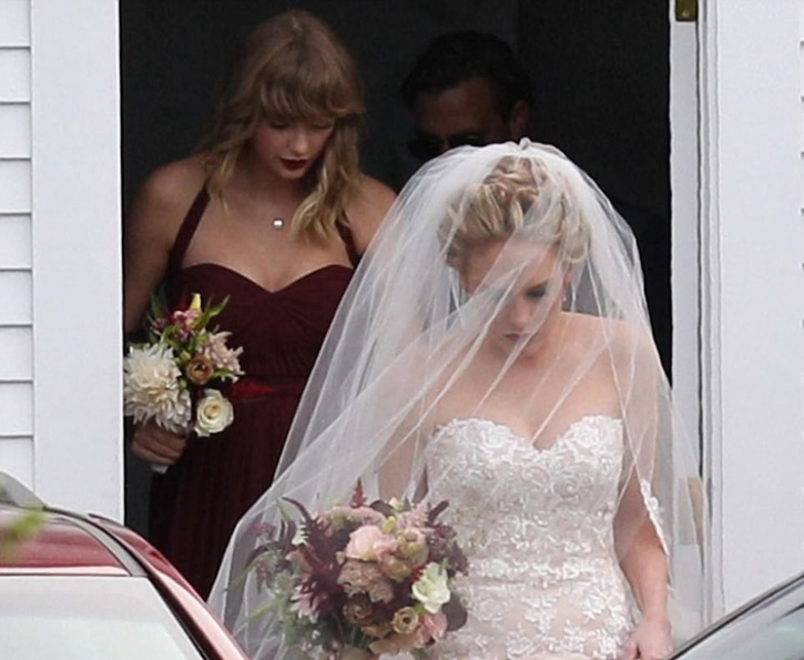 Taylor Swift and Abigail