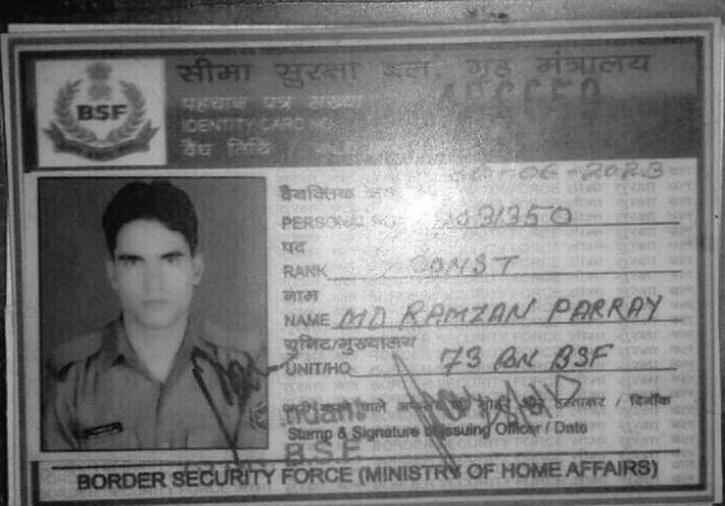 Mohammad Ramzan Parray