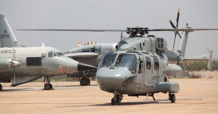 Advanced Light Helicopters To Indian Armed Forces