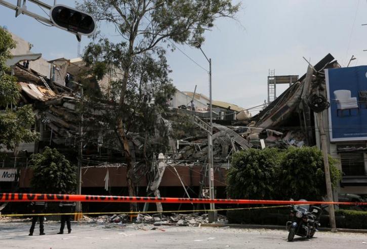 earthquake mexico