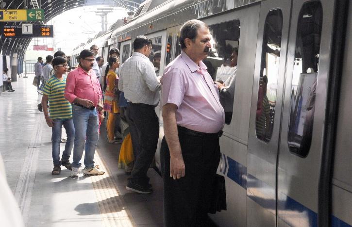 Delhi Metro
