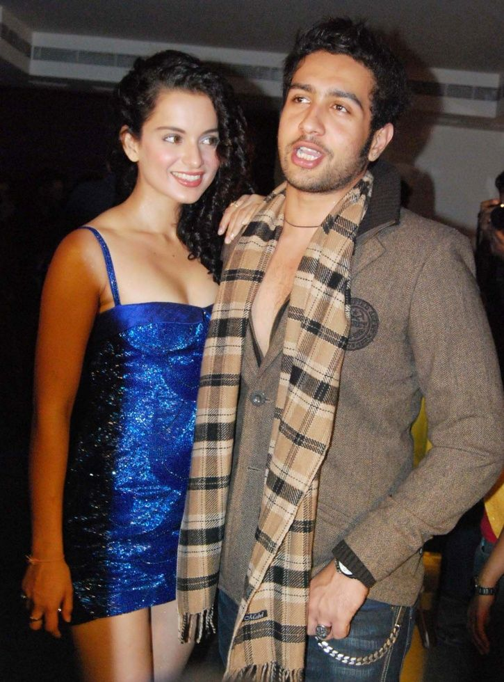Kangana and Adhyayan