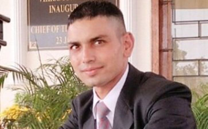 Lt Umar Fayaz