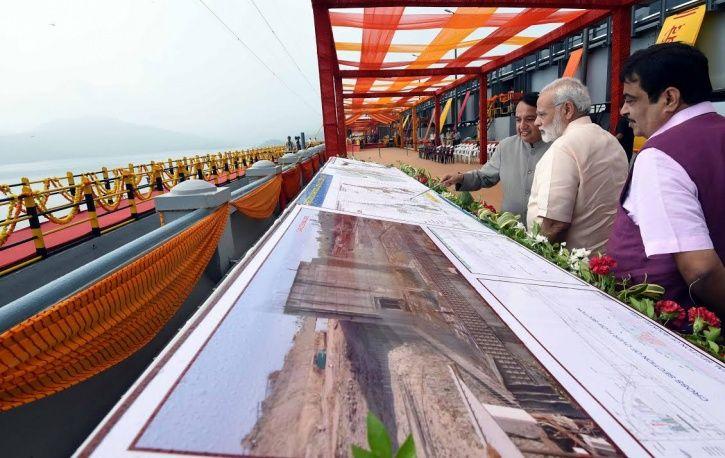 Sardar Sarovar Narmada Dam
