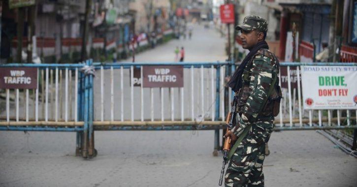 Darjeeling Shutdown