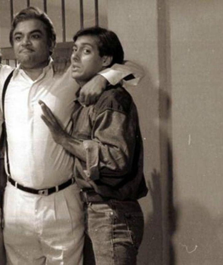 Salman Khan and Paresh Rawal