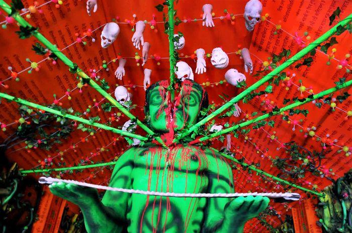 Save Green pandal