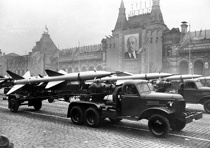Moscow Lenin Parade