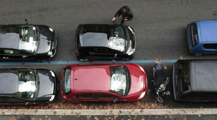 Parking reuters