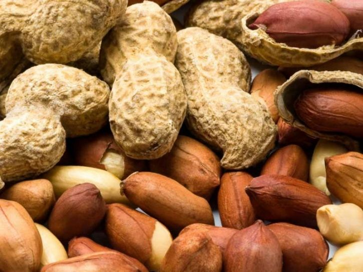 Here's a list of foods that are loaded with these two amino acids that you're ought to consume if you're starting off with a diet:   peanuts