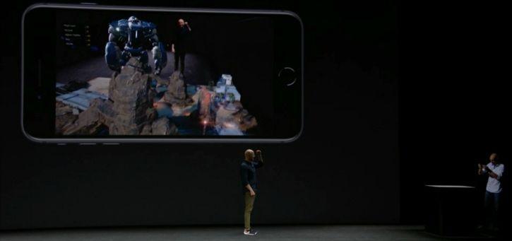 iPhone X AR Demo