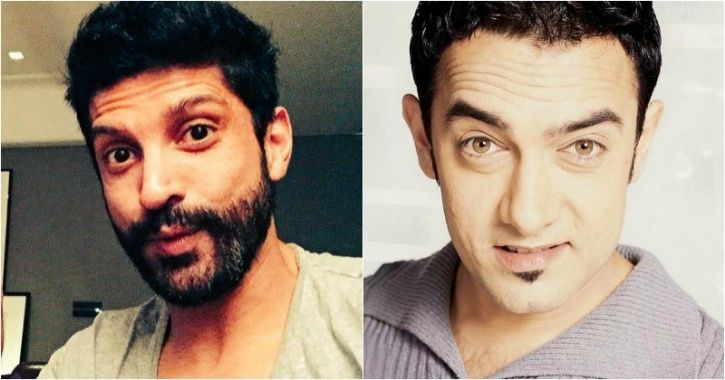 Farhan Akhtar, Aamir Khan