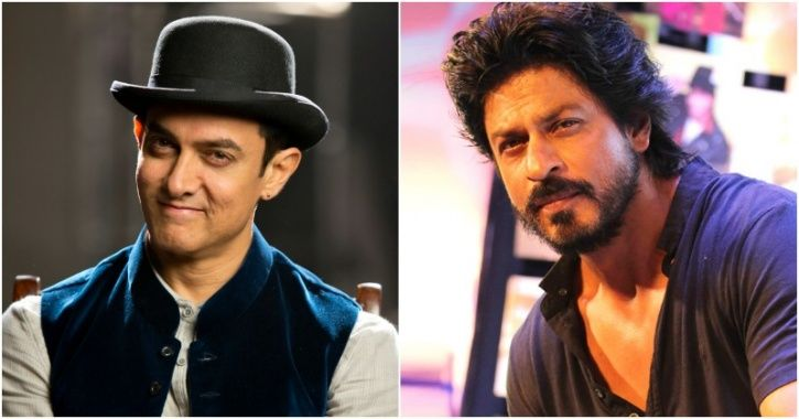 Aamir, SRK
