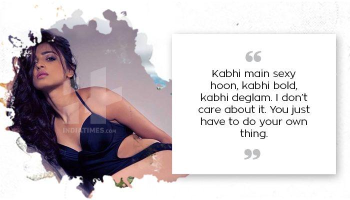 Radhika Apte quotes