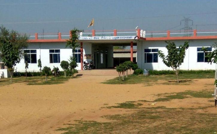 Rajasthan Schoolgirl