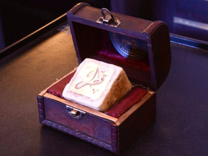 Qatar soap