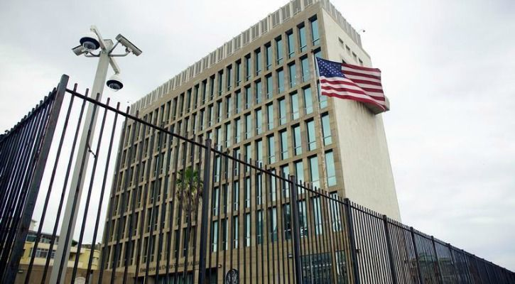 21 diplomats at the US embassy in Cuba have been attacked - Reuters