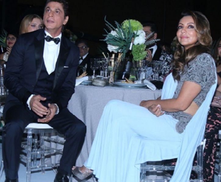 SRK and Gauri