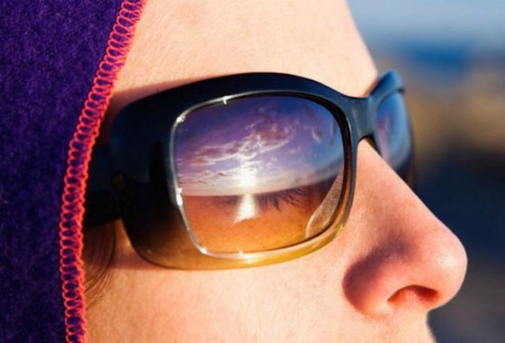Protect your eyes from UV radiation Extended exposure to UV rays from the sun can cause cataracts macular degeneration and a temporary loss of vision.