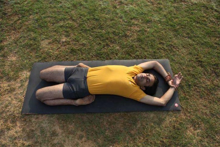 -Ankle sprain: Yoga poses like Ardha Chandrasana, Malasana and Supta Virasana put pressure on your ankles and can cause harm if performed incorrectly.