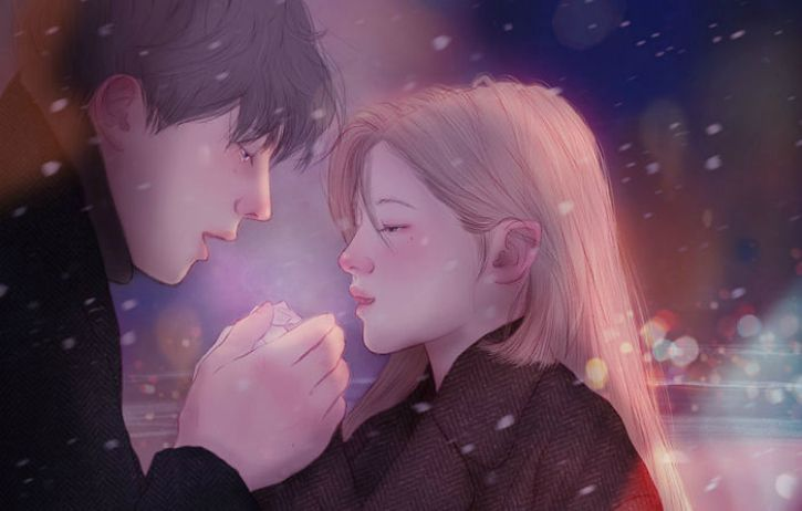 #11. Feeling warmth in each other