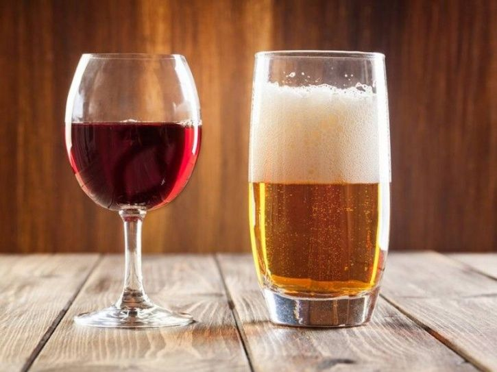 Beer is loaded with nutrients that make it similar to food