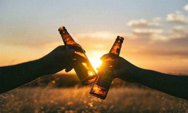 Beer can act as an alternative for painkillers