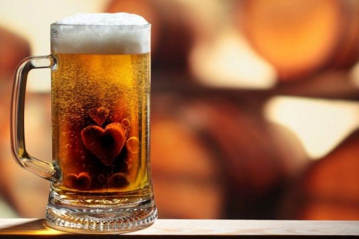 Beer improves your cholesterol levels