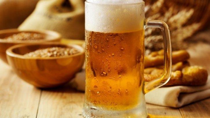 Contrary to popular belief, beer is low calories