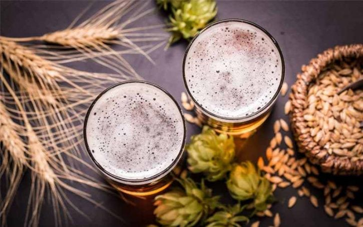 Beer doesn't need preservatives or additives